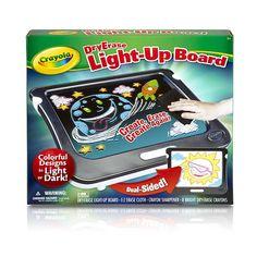 "Crayola Dry Erase Light Up Board - Crayola - Toys ""R"" Us"