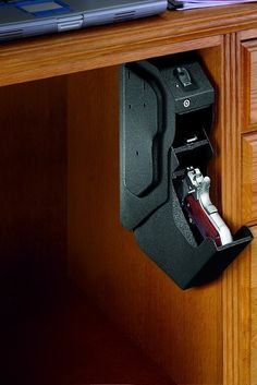 I think these are the best quick access handgun safes there is.  I want to put one of these on each side of the bed.