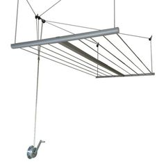 While historic inside notion, the actual pergola has become encountering a bit of a contemporary Clothes Dryer, Clothes Line, Dream House Interior, Interior Design Living Room, Indoor Clothes Drying Rack, Hanging Racks, Homekeeping, Wood Ceilings, House Front