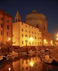Livorno by nigth