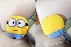 Easy Minion Cushion