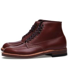 Alden Indy Boot (Classic Brown)