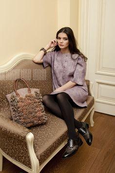 Купить Валяная сумка «Теплый какао» - женственность, авторская сумка, сумка ручной работы