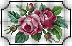 бесплатные схемы вышивки - 2 – 68 zdjęć | VK/dwie różyczki 2/4