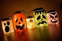 Halloween decor.  Must share with my grandma!