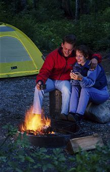 Tips for Camping in the Rain....I have been there and done that!