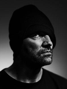 Fotograaf Stephan Vanfleteren - Theo Maassen