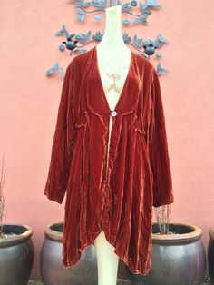 Blanket Cardigan With Fringe Detail 12