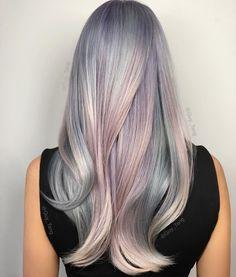 Cotton Candy Hair Inspiration | POPSUGAR Beauty