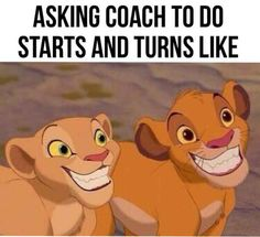 When you're trying to make practice a little easier on you and your teammates: