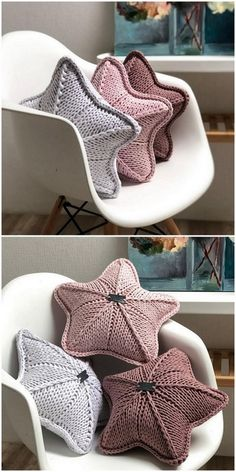 Best Crochet Pattern Projects Collection - Diy & C Crochet Home Decor, Crochet Crafts, Crochet Toys, Crochet Projects, Knit Crochet, Knitting Projects, Diy Crafts, Crochet Pillow Pattern, Crochet Cushions