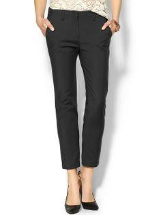 Bedina by Theory:  the perfect black pant