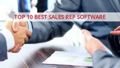 Top 10 Best Sales Rep Software in 2016 Software, Top, Crop Shirt, Blouses