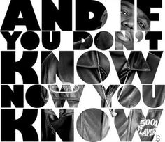 """RIP Biggie Smalls AKA Notorious BIG <3 """"AND IF YOU DON'T KNOW, NOW YOU KNOW"""""""
