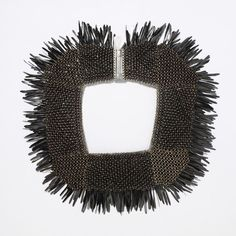 Necklace | Tone Vigeland  | V&A Search the Collections - back of the necklace -