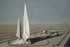 Kay Sage - 1944 - In the Third Sleep