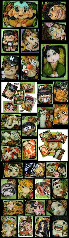food art  http://pinterest.com/coolego/food-art/