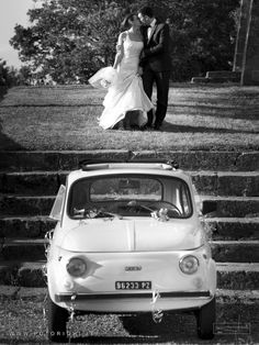 #Fiat500 traveling with love
