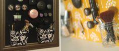 Quando batemos o olho nesta incrível solução para organizar produtos de maquiagem, achamos tão bacana que viemos correndo compartilhar aqui no blog com vocês! Trata-se de um painel magnético para você organizar de um jeito simples e bonito, todos os seus produtos de beleza que insistem em se acumular dentro da nécessaire. E para colocar…