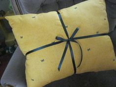Halloween Pillow by 12dozen on Etsy