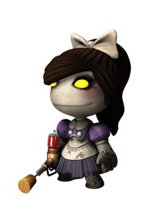 Mini Pack BioShock - LittleBigPlanet™ - Portugal