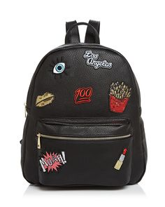 OLLIE   B Patch Backpack - Exclusive Handbags - Bloomingdale s c8658219d7422