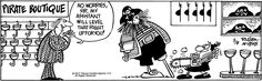 Broom Hilda by Russell Myers for Mar 8, 2017 | Read Comic Strips at GoComics.com