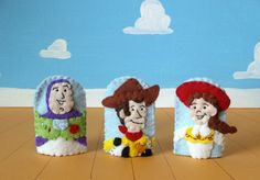 Toy Story Finger Puppets