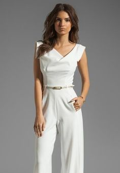 5d7f1dd86c73 11 Best Wedding Jumpsuits and Rompers images