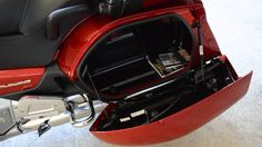 2014 Gold Wing Storage / Saddlebags - GL1800 GoldWing SALE / Honda of Ch...