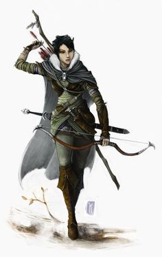 dnd archer - Google Search