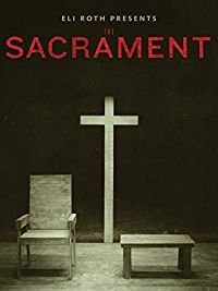 The Sacrament - Directed by Ti West (The Innkeepers, House of the Devil), this mumblecore found footage film is less horror and more thriller. A strange watch.