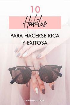 Cat Eye Sunglasses, Mirrored Sunglasses, Work Life Balance, Bussines Ideas, Start Ups, Girl Tips, Power Girl, Life Motivation, Money Tips