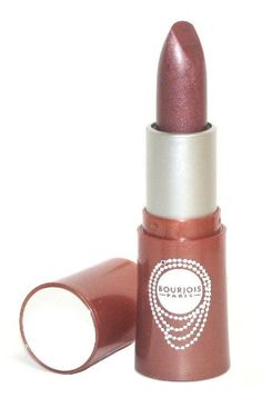 Bourjois Lovely Rouge Perle Lipstick  24 Brun Perle ** Want additional info? Click on the image.