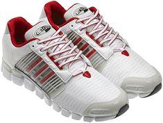 reputable site 1f3ad 16a3e adidas Originals by David Beckham DB Mega Torsion Flex Climacool White Grey  Black G21039 Sneaker Release