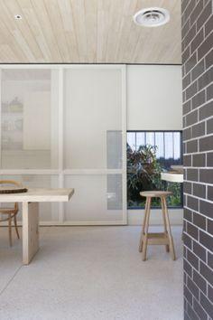 Architect Claire Cousin's home. Melbourne