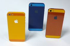 Which Colorware custom iPhone 5 do you like better?