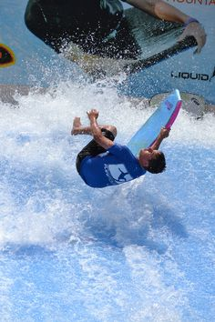 Will he make the surf flip? Late 20th Century, Wakeboarding, Snowboarding, Spin, Camel, Flow, Surfing, Tours, Beach