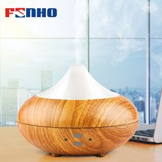 FUNHO Aroma Humidifier Ultrasonic Air Essential Oil Diffuser USB Charging Night Light Steam Mist Maker Aromatherapy For Home 507 - Jeck Store