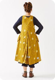 Specks & Keepings — Marigold Dress