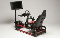 Hotseat Racer GT racing simulator