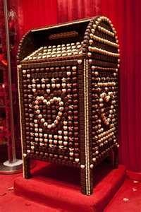 Chocolate Mailbox!