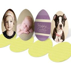Easter Egg Cards -- Egg-stravaganza #eastercardideas #easterideas #spring #peartreegreetings