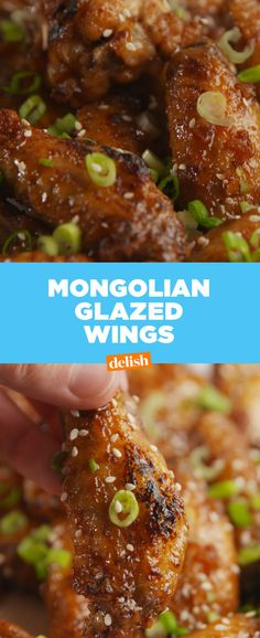 Give your chicken wings a sweet-spicy makeover.