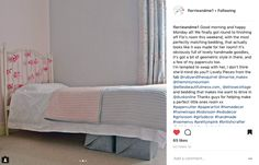 Lucy styles her daughter's bedroom with the Mayfair in pink flat sheet and the gorgeous Twilight throw Pink And Grey Cushions, Pink Flats, Flat Sheets, Bed Spreads, Luxury Bedding, Pink Grey, Twilight, It Is Finished