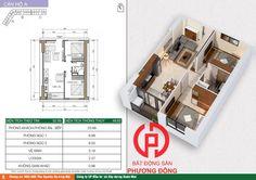 Thiết kế căn hộ xuân mai sparks tower