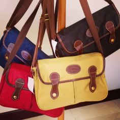 Casual and practical LC Cross Over bags at www.facebook.com/minespirit