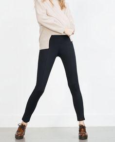 Immagine 2 di LEGGINGS BODY SHAPING di Zara