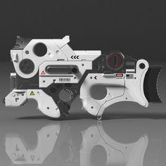 GUN(01), Wan Chao on ArtStation at https://www.artstation.com/artwork/n6x4O