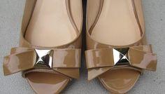 Kate Spade High heels Size 7.5, 8 Wedge Shoes Beige Nude NEW $350 Saks Wedding  #katespade #PumpsClassicsHeelsOpenToeDressyEvening #SpecialOccasion